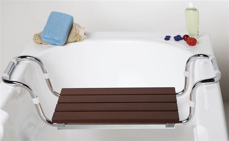 Как самому сделать сиденье в ванну